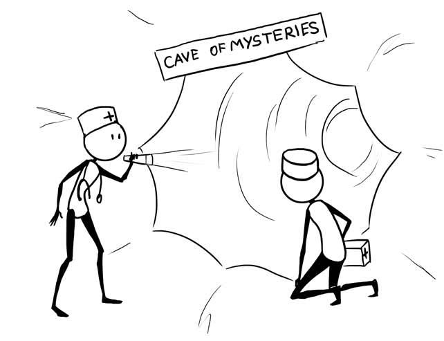 Твой кишечник — пещера тайн