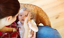 Грудной ребёнок и мама